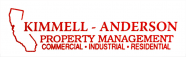 Kimmell-Anderson Property Management DRE #01866112 logo