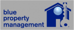Blue Property Management logo