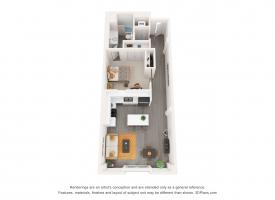 Primary image of 133 E 7th Street, #212